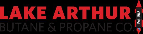 Lake Arthur Butane & Propane Logo